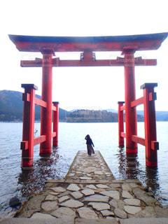 箱根神社の写真・画像素材[1199759]