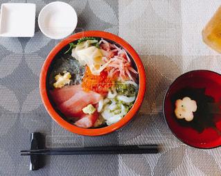 海鮮丼の写真・画像素材[1202642]