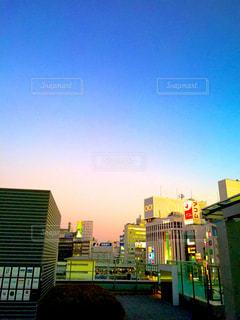 夜,夜景,上野,駅近