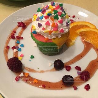 ケーキの写真・画像素材[494789]