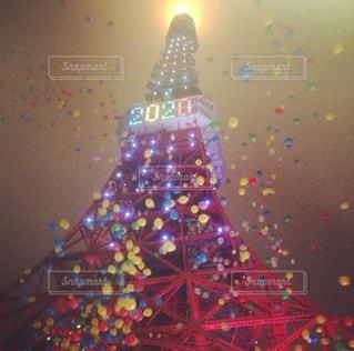 東京タワーの写真・画像素材[569003]