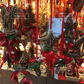 冬,緑,赤,星,クリスマス,手作り,思い出,スター,赤と緑