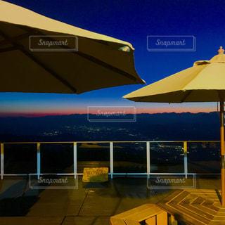 雲海テラスの写真・画像素材[982434]