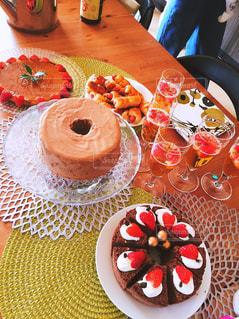 ケーキの写真・画像素材[496197]