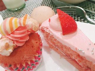 ケーキ,イチゴ