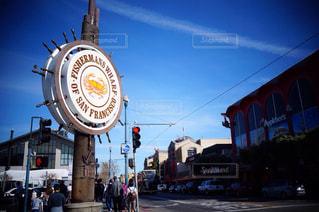 風景,晴れ,青空,景色,観光,旅行,サンフランシスコ,海外旅行,フィッシャーマンズ・ワーフ,fishermanswharf