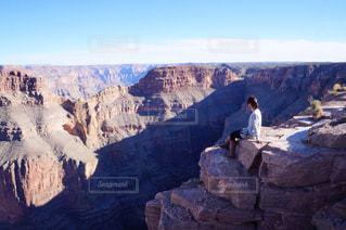 風景,青空,世界遺産,アメリカ,景色,観光,崖,旅行,海外旅行,グランドキャニオン,grand canyon