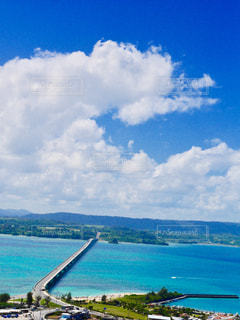 自然,海,青,透明,沖縄,旅行,ブルー,お出かけ