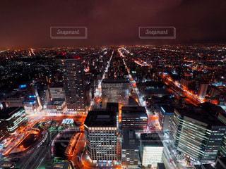 札幌夜景の写真・画像素材[880763]