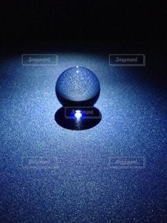水晶の玉の写真・画像素材[1082930]