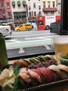 ニューヨーク,アメリカ,NY,和食,寿司,タイムズスクエア,black sushi