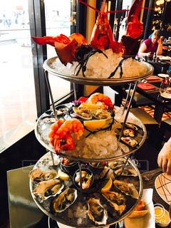 シンガポール,美味しい,シーフード,豪華,マリーナベイサンズ,ゴージャス,シーフードレストラン,ダニエルブルー,セレブリティーシェフ,BISTRO & OYSTER BAR