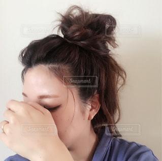 髪型の写真・画像素材[425060]