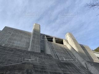 塔石井ダムの写真・画像素材[1602303]