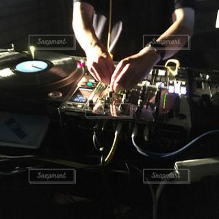 DJの写真・画像素材[2887771]