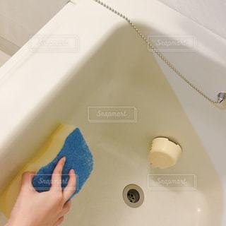 お風呂掃除の写真・画像素材[3088209]