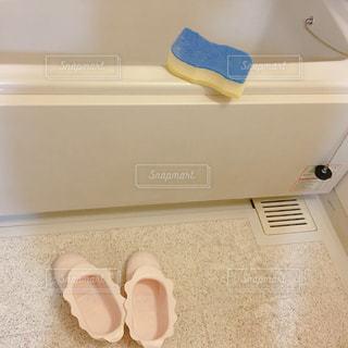 お風呂掃除の写真・画像素材[3088211]