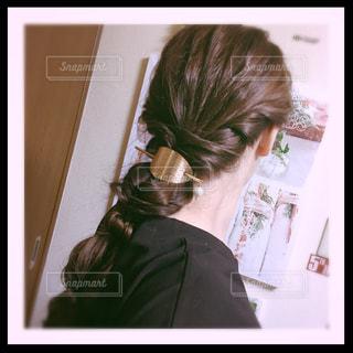 髪型の写真・画像素材[414408]