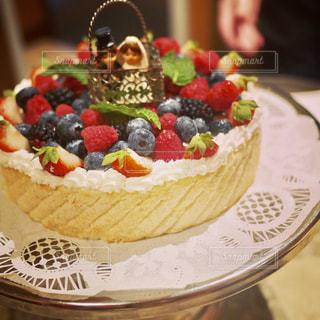 ウェディングケーキの写真・画像素材[770430]