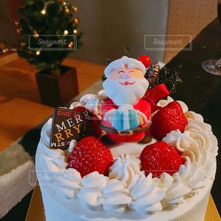 スイーツ,ケーキ,おやつ,クリスマス,可愛い,甘い,美味しい,クリスマスケーキ,ショートケーキ,おやつタイム