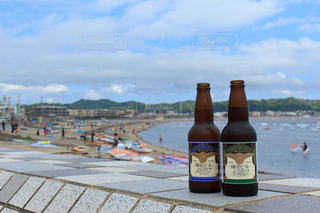 ビーチとビール - No.950934