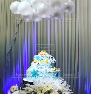 ケーキ,雲,ホテル,ウエディング,プリンセス,アナと雪の女王,アナ雪,ホテルウエディング