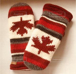 毛糸,寒い,暖かい,手袋,カナダ,もこもこ,ミトン,寒さ対策