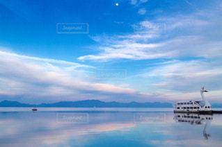 湖の写真・画像素材[532054]