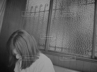 レトロな喫茶店にての写真・画像素材[815729]