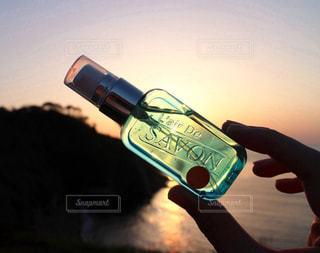 夕凪で香るの写真・画像素材[1154264]