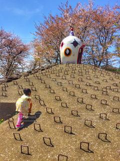 公園,桜,ロケ地,大和市,ピエロ公園
