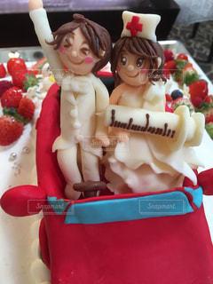 ケーキ,結婚式,ウエディングケーキ,看護師