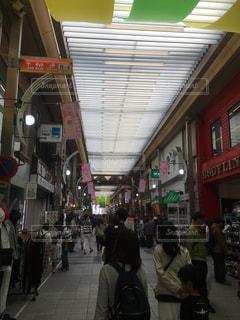 商店街の写真・画像素材[433024]