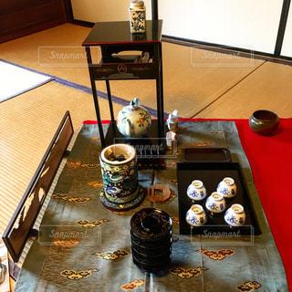 京都,お点前,煎茶,御茶席