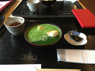 冬,京都,デザート,温まる,抹茶善哉