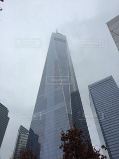冬,ニューヨーク,ビル,曇り,アメリカ,タワー,高層ビル,アメリカ合衆国,12月,ワールドトレードセンター,ニューヨークシティー