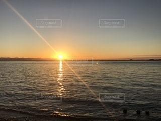 朝日,日の出,西浦温泉