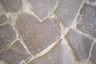 熊本城のハートの石の写真・画像素材[1132476]