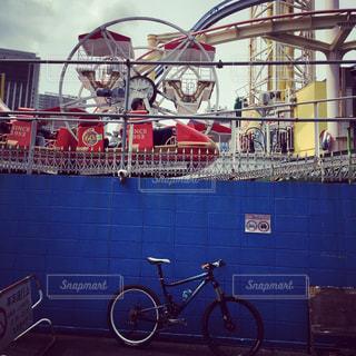 自転車,浅草,遊園地,マウンテンバイク,サイクリング,MTB,花やしき,cycling