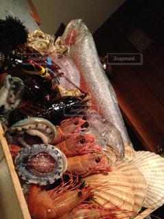 シンガポール,海の幸,マリーナベイサンズ,食材,魚貝,魚介,Singapore,Waku Ghin,ワクギン