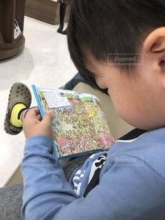 子どもの写真・画像素材[425700]