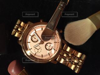 女性,口紅,時計,メイク,時間