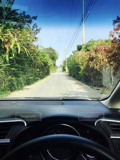 沖縄,ドライブ,帰り道