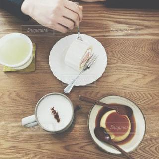 食べ物,ケーキ,デザート,料理,韓国,プリン,インスタ映え