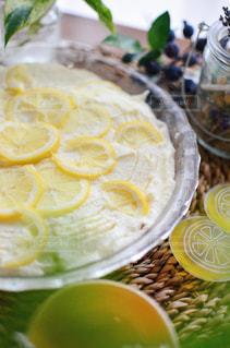 レモンクリームタルトを作りましたの写真・画像素材[3224327]
