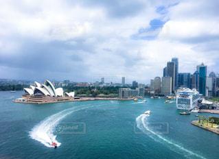 海,旅行,オーストラリア,ハーバー,シドニー,オペラハウス,ハーバーブリッジ