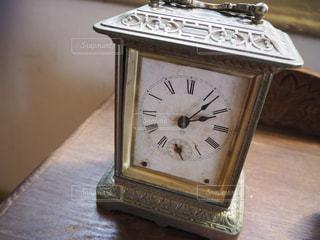 アンティーク,時計,古い,明治村,ゴールド,クラシカル,古い時計