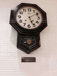 モノクロ,時計,昭和,懐かしい,昔,アナログ,アナログ時計,壁時計