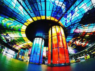 世界で2番目に美しい駅の写真・画像素材[950223]