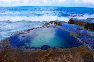自然,風景,海,ビーチ,青,水面,海岸,大自然,ハート,旅行,旅,ブルー,奄美大島,ハートロック,鹿児島,離島